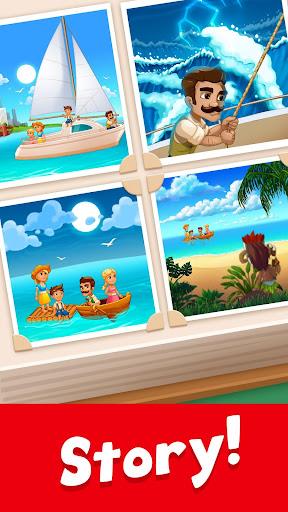 Tropic Trouble Match 3 Builder 20.0.34 screenshots 6