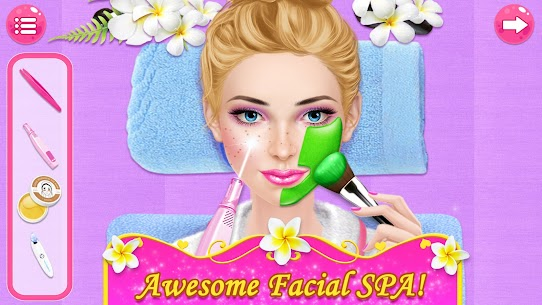 Makeover Games: Makeup Salon 5