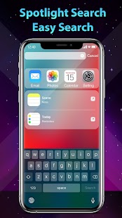 Phone 12 Launcher, OS 14 iLauncher, Control Center Screenshot