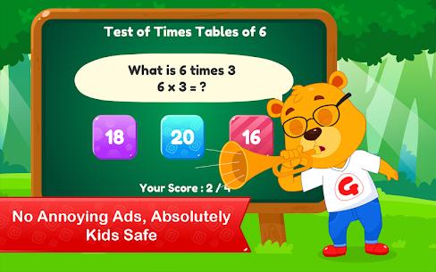 Multiplication Tables   Maths Games for Kids Apk 5