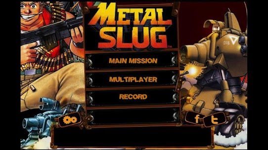 METAL SLUG Apk 4