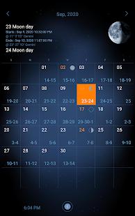 Deluxe Moon Premium - Moon Calendar 1.5 Screenshots 12