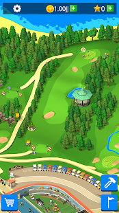 Idle Golf Club Manager Tycoon 0.9.0 screenshots 1