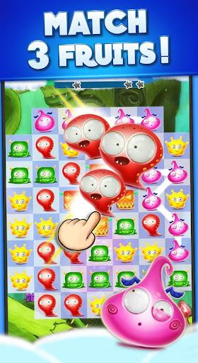 Candy Monsters - Pop The Fruit Candy Juice Crush apktreat screenshots 2