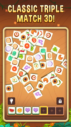 Tile Triple 3D - Match Master & Puzzle Brain Game 1.1.5 screenshots 4