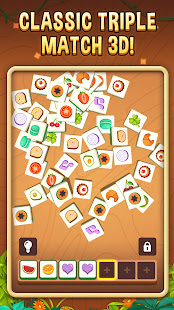 Tile Triple 3D - Match Master & Puzzle Brain Game