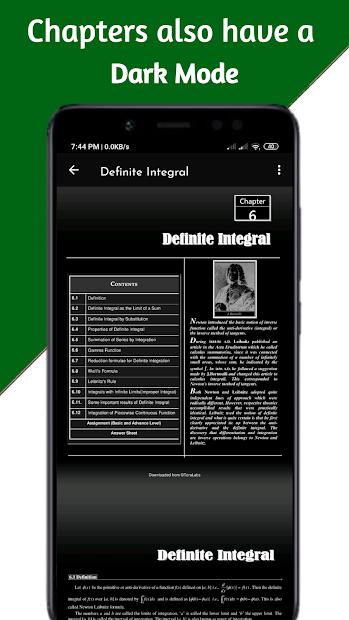 Maths Notes for JEE Offline screenshot 3