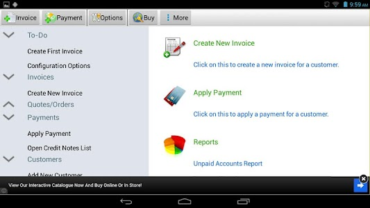 Express Invoice Invoicing Free 8.04