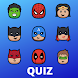 Guess the Comic & Cartoon Quiz 2021