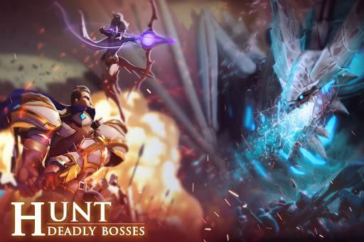 Mobile Royale MMORPG - Build a Strategy for Battle goodtube screenshots 3