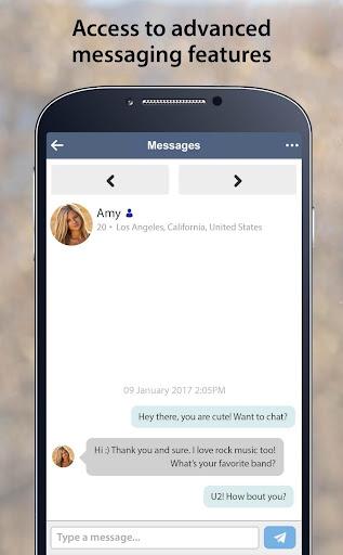 MilitaryCupid - Military Dating App 3.2.0.2662 Screenshots 4