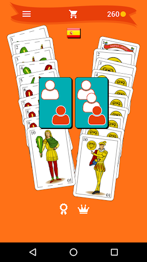 Sevens: card game  screenshots 1
