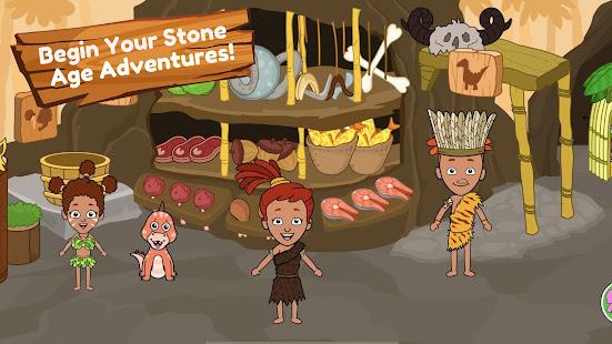 My Dinosaur Town - Jurassic Caveman Games for Kids 3.3 Screenshots 24