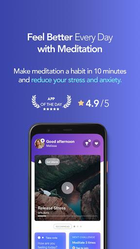 Meditopia: Sleep, Meditation, Breathing screen 1