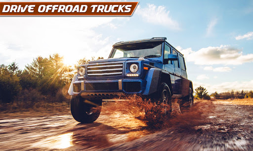 Top Offroad Simulator 2: Jeep Driving Games 2021 Varies with device screenshots 4