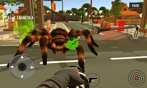 Spider Hunter Amazing City 3D  screenshots 9