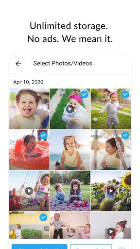 FamilyAlbum - Easy Photo & Video Sharing  Screenshots 4