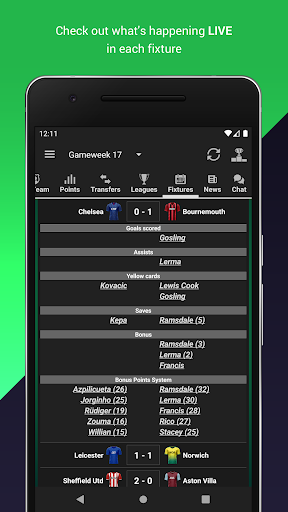 (FPL) Fantasy Football Manager for Premier League android2mod screenshots 7