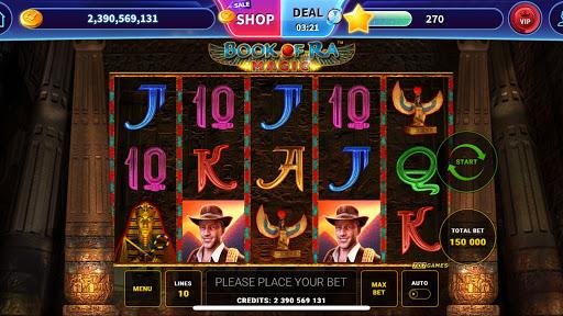 Book of Rau2122 Deluxe Slot screenshots 10