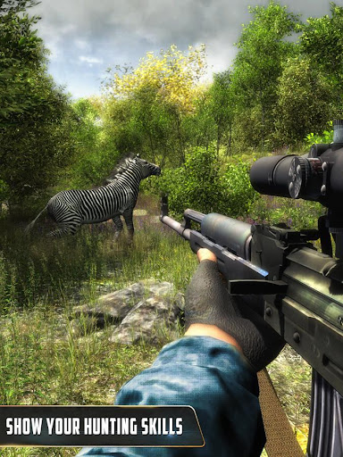 Wild Animal Hunting : Jungle Sniper FPS Shooting 1.11 screenshots 3