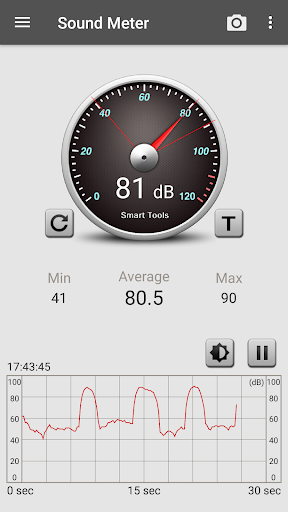 Sound Meter  screenshots 2