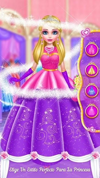 Captura 11 de princesa boda historia de amor para android