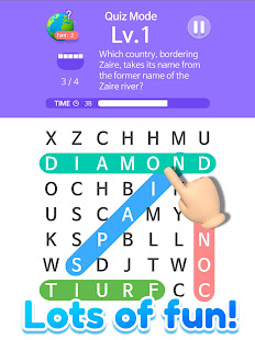 Word Search Puzzle 2021