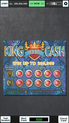 Lucky Lottery Scratchers 1.0.2 Screenshots 6