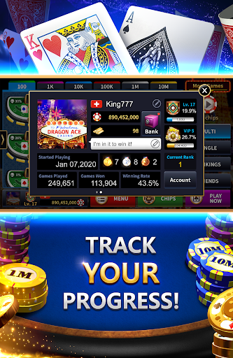Dragon Ace Casino - Blackjack screenshots 5