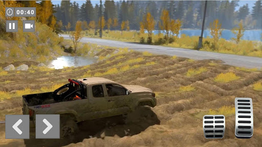 Offroad Pickup Truck Driving Simulator  Screenshots 5