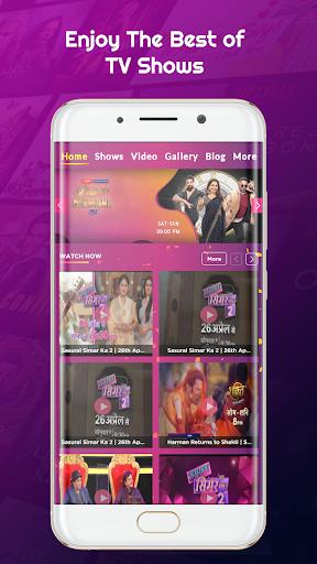 Free Colors TV Serials Guide-Colors TV on voot tip 1.2 screenshots 1
