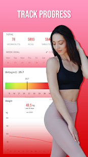 Women Workout at Home Weight Loss - Female Fitness