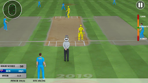 Cricket World Tournament Cup 2021: Play Live Game 7.8 screenshots 1
