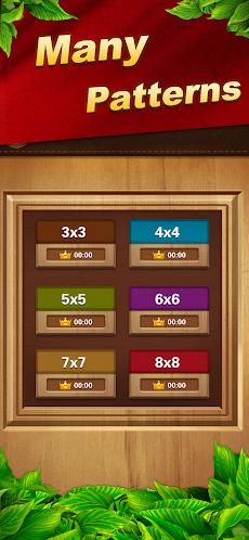 ナンバーパズル - 数字パズルゲーム 人気のおすすめ画像5