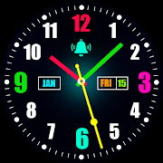 Neon Night Clock - Led Color Night Clocks