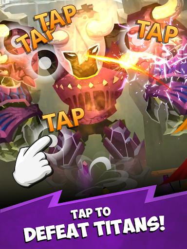Tap Titans 2: Legends & Mobile Heroes Clicker Game 5.0.1 screenshots 10