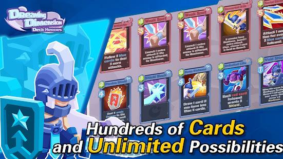 Dreaming Dimension: Deck Hero screenshots 4