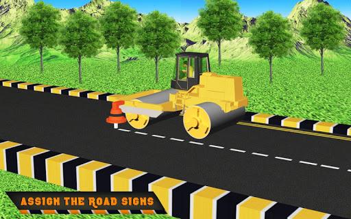 Highway Construction Road Builder 2020- Free Games 2.0 screenshots 6