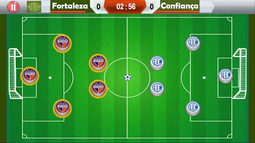 Campeonato brasileiro : Futebol de Botu00e3o u26bd apkpoly screenshots 6