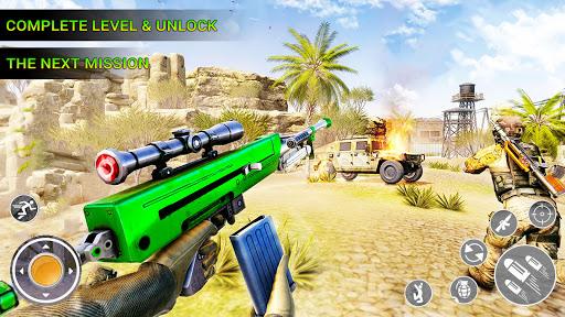 Gun Strike 3d Shooter: Special Commando Shooting 0.8 screenshots 12