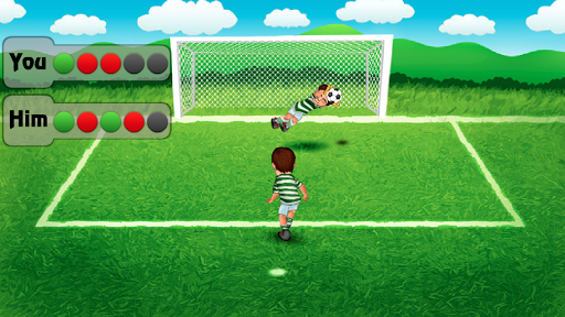 Penalty Kick Soccer Challenge For PC Windows (7, 8, 10, 10X) & Mac Computer Image Number- 5