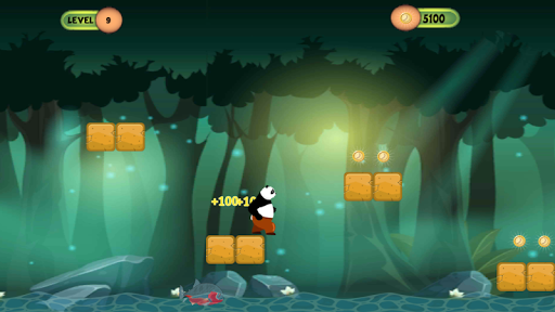 Forest Panda Run 1.2.6.2 screenshots 17