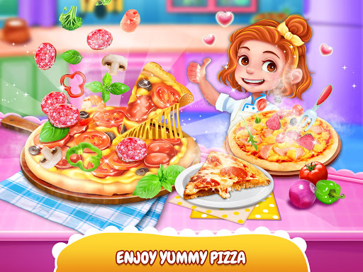 Crazy Pizza Gourmet - Italian Chef 1.4 screenshots 4