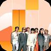 Permission to Dance - BTS Kpop Piano Tiles