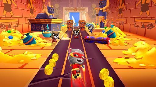 Talking Tom Hero Dash - Run Game captures d'écran apk mod pirater preuve 5