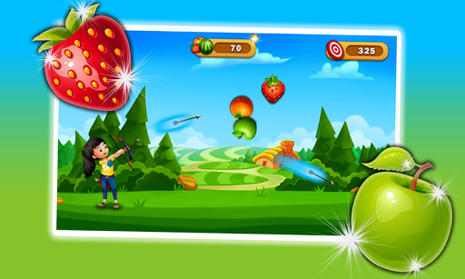 Fruit Shoot: Archery Master android2mod screenshots 3