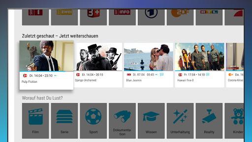 Teleboy screenshots 4