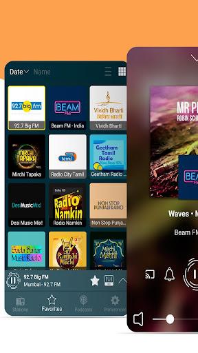 FM Radio India - all India radio stations 2.3.60 screenshots 1