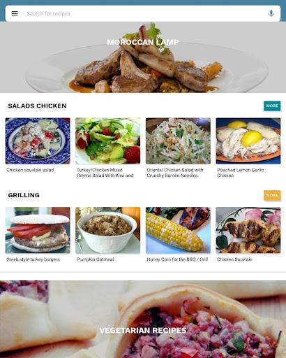 Foto do Arabic Recipes