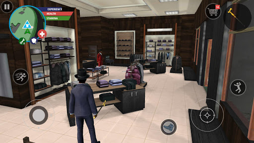 Code Triche New Gangster Crime APK MOD (Astuce) screenshots 5